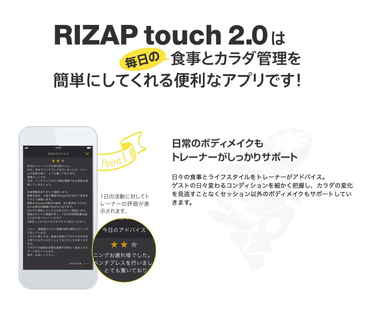rizap不安3